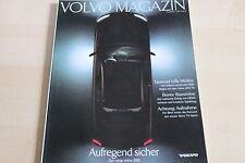 152334) Volvo 850 - S40 T4 - Volvo Magazin 02/1998