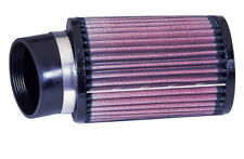 "RU-3190 K&N Universal Rubber Air Filter 2-3/4""20 DEG FLG, 4""OD, 6""H (KN Universa"