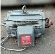 Washer Motor for 80lb Speed Queen Huebsch Unimac F-391994-61 5Hp 3Ph [Used]