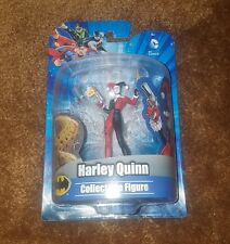 Harley Quinn Collectible Figure - NEW- DC Comics RARE FREE SHIPPING!!