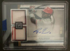 Ryan Howard 2020 Topps Museum Signature Swatch Dual Relic Autograph #/99 🔥+more