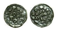 pc1327_10) Pavia (893-1002) OTTONE III di Franconia Denaro