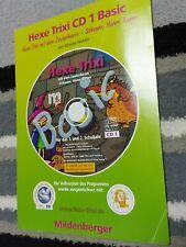 Hexe Trixi 1 Basic CD-ROM Lernsoftware