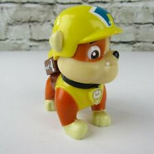 "Paw Patrol Rubble 2.5"" Tall PVC Figure Spin Master"