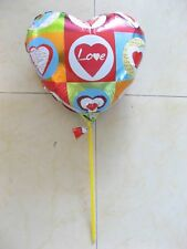 20 New Heart Inflatable Balloon Outdoor Toys
