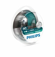 PHILIPS X-tremeVision 2x H1 12V 55W 12258XV + S2 Phares halogènes Ampoules Twin