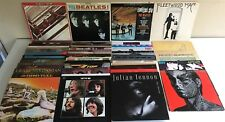 LOT OF 51 CLASSIC ROCK LPs - THE BEATLES KISS TOM PETTY LED ZEPPELIN WHO STONES