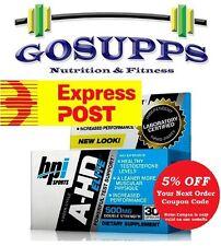 BPI SPORTS A-HD ELITE 30 capsules PES Erase PRO AHD SOLID JYM Alpha  PCT