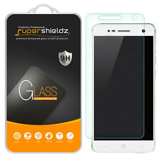 Supershieldz Tempered Glass Screen Protector Saver For ZTE Blade V8 Mini