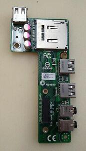 Dell XPS One 2710 USB/Audio/SD Board 0DRDGW