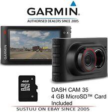 "Garmin Dash Cam 35 Hd 1080p│3""Gps SatNav│Accident Recording SpeedCamera│G-Sensor"