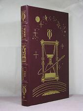 2 signatures (author bookplate,artist), Tau Zero by Poul Anderson, Easton Press