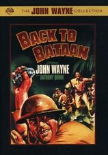 Back to Bataan [New DVD] Repackaged, Special Packaging, Subtitled, Standard Sc