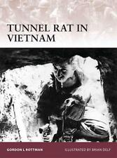 Osprey Warrior 161: TUNNEL RAT IN VIETNAM (USA, Vietnamkrieg) / NEU