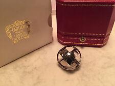 CARTIER ASTRO LOVE Ring / Anhänger Gr.52 750/000 WEISSGOLD mit original Ringbox