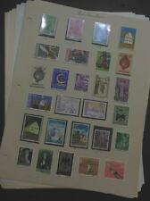 EDW1949SELL : LIECHTENSTEIN Interesting Mint & Used collection on Homemade pages
