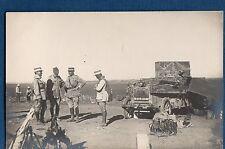 Carte Photo STIRONI - Syrie Mousseifré Septembre 1925 Colonel Marquette Damas