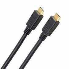 CABLE 2 m mètres MINI HDMI type c mâle VERS MINI HDMI type c mâle HAUTE QUALITÉ