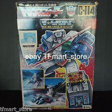 Transformers 1987 Original Headmasters C-114 G1 Fortress Maximus MIB Takara RARE