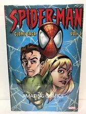 MARVEL SPIDER-MAN CLONE SAGA OMNIBUS VOL 01 Hardcover HC - NEW MSRP $125