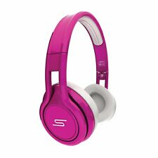 SMS Audio Street 50 Cent Limited Edition Wired Over Earphones Headphones Pink