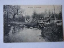 Ansichtskarte Pruzana Bachstraße 1917  (Nr.670)