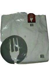 Chef Works Chef Coat Size Medium - unisex New with tags