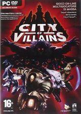 City Of Villains PC DVD-ROM