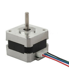 MOTEUR PAS À NEMA17 Arbre pour 5mm POULIE Reprap CNC Prusa 3D Imprimante eager