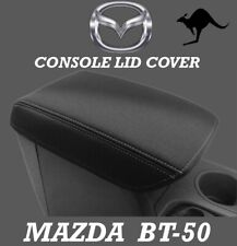MAZDA BT-50 MK1 & MK2 NEOPRENE CONSOLE LID COVER  WETSUIT ( AUG 2011 - CURRENT )