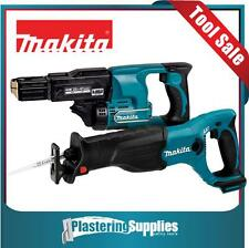 Makita Screwgun Reciprocating Saw Cordless LXT 18v DFR450 BJR182 BARE TOOL