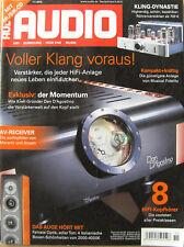 Audio 11/12 Arcam AVR-360, Marantz SR-7007, Audreal V30, Pure Sound A10