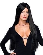 Addams Family Costume Accessory, Womens Morticia Wig