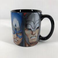 2013 Marvel Disney Store Marvel Avengers Ceramic Mug