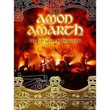"Amon Amarth ""wrath of the Norsemen"" 3 DVD NEUF"