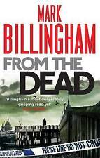 From the Dead by Mark Billingham, Book, New (Paperback)