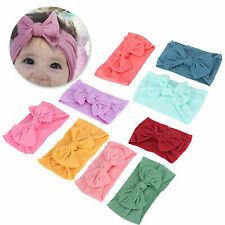 8 colori Carino Bambini Neonata Fascia per capelli Fascia per capelli Accessori