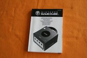 Nintendo Gamecube Bedienungsanleitung Anleitung Beschreibung Manual
