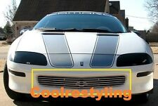 For 93 94 95 96 97 Chevy Camaro Billet Grille Grill Insert 1pc bumper