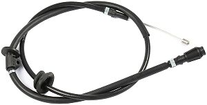 Volvo 850 S70 V70 Hand Brake Cable - 2 Wheel Drive
