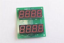 8 Digit PCB w/ 4x 1
