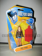 Doctor Who - Amy Pond action figure (brown jacket, wave 3)