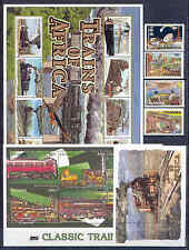 Chemin de fer, railways-Ouganda-Lot ** MNH