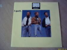 Vinyle 45 tours  Bros : I quit