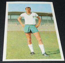 WOLFGANG BORDEL WERDER BREMEN FUSSBALL 1966 1967 FOOTBALL CARD BUNDESLIGA PANINI