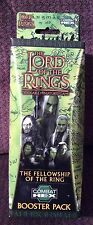 Lord of the Rings Combat Hex Fellowship Booster Pack 2004 Sabretooth Games