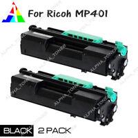 2PK Compatible 841886 Black Toner For Ricoh Aficio MP401SPF MP402SPF SP4520DN