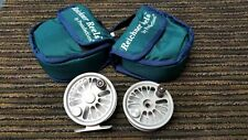 REICHNER Model S 6.8 Fly Reel with Extra Spool
