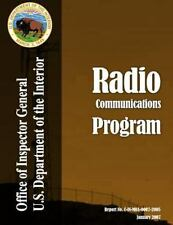 Audit Report: Radio Communications Program, January 2007 by United States...