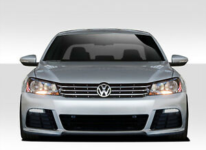 11-15 Volkswagen Passat R Look Duraflex Front Body Kit Bumper!!! 109476